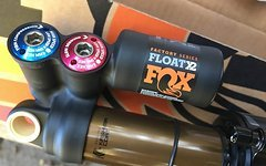 Fox  Racing Shox Float X2 2018 -222mm NEU