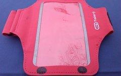 Kalenji Smartphone Handyhalter Damen Pink