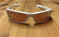 Adidas davao A377 Brille weiß