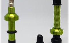 Aluminium SV Tubeless Ventil Set *grün*