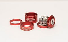 Hope Head Doctor Red / Rot + Spacer