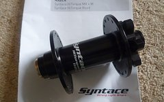Syntace HiTorque MX Front Boost