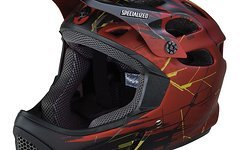 Specialized Deviant II Fullface rot Gr. M sehr guter Zustand