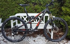 Specialized Stumpjumper FSR S-Works Evo 2015 M 27,5