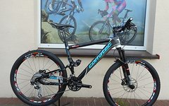 Corratec Air Tech Revolution CARBON - DT Swiss, Deore XT ! NEW BIKE ! SALE%