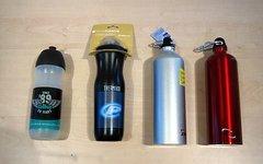 Neu : Trinkflasche Flasche Aluminium Bike Wandern Trekking Hiking
