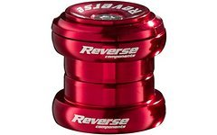 "Reverse Components Twister Headset 1 1/8"" Klassisch rot"