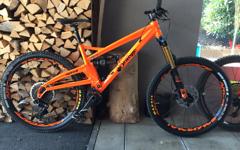 Orange Alpine 6 Factory ENDURO