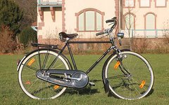 Ti Raleigh Royal Roadster Limited 20-30 high Tensile 1973Retro Kult Trekking Rad