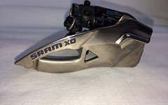 Sram Xo 2 x 10, low clamp, top pull