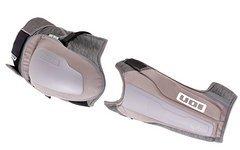 ION K_Cap_Evo Knee Protectors grey melange in L