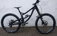 Transition Bikes TR 500 (Größe M, M-Suspensiontech / Fox)