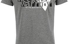 """Brothersindirt T-Shirt """"Weekend Warrior"""" Grey L"""
