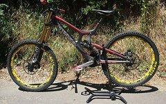 Santa Cruz V10.5 Carbon aus 2014
