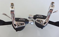 Shimano XTR SL-M970 Schalthebel Set leicht gebraucht