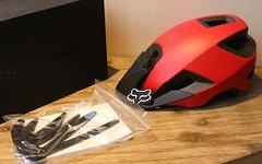 Fox Ranger Helm rot 59-63cm (XXL)