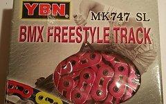 Yaban Singlespeed Kette MK747 SL 1/2*1/8 Purple 102L