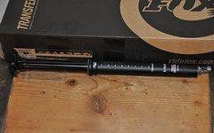 Fox Transfer Performance Sattelstütze absenkbar, 30,9mm, 406mm, 125mm Absenkung, Stealth, interne Zugverlegung wie Reverb