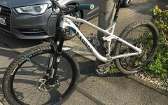 Canyon Spectral AL customized, Gr.M