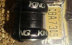 "Chris King No Threadset 11/8"" Black"