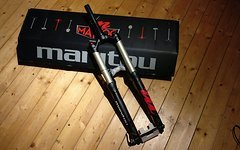 "Manitou Mattoc PRO 160mm 27,5"" inkl. IVA Kit"