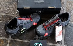 Scott / Crankbrothers Bundle Kit Crus-R-Boa Schuhe Gr.46 (45) und Crankbrothers Eggbeater 2 nur einmal gefahren !