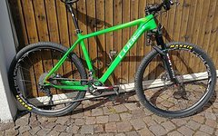 Cube - Reaction SL (2015) 27,5er GTC CarbonReset Racing/XTR