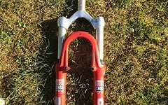 Rock Shox SID Dual Air Race MTB Federgabel 80 mm Disc & Vbrake