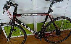 Cube Custom Bike, Ritchey WCS Carbon, Shimano Dura Ace 7900