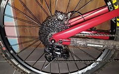 Rocky Mountain Thunderbolt 770msl Custom Trailbike 2015
