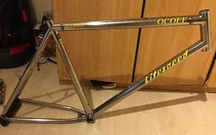 Litespeed Ocoee 52cm titan Rahmen Titanium 1993