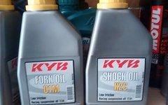 Verschiedene Gabelöl Dämpferöl