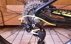 Scott Scale 700 RC 2016 Shimano XTR 2x10,SR Axon Werx, Acros, Fizik, Rotor Gr.S