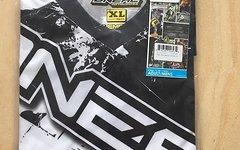 O'Neal Element Jersey black/white - Gr. XL - NEU
