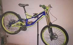 Specialized Demo 8 2014, öhlins, sixpack, x0