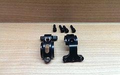 Hope Hebelklemmen für Tech Bremshebel mit Shimano XT / Saint / SLX Schalthebel