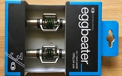 Crankbrothers Eggbeater 3 Sonderedition Farbe grün