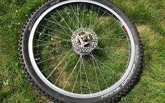 Point Oldschool Laufrad mit gratis Reifen, Disc und Spanner!