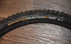 Continental Mountain King II 26 x 2,40 mit Black Chili Compound