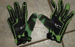 Jt Racing,ufo,oneal 3 Paar Handschuhe!,Gr.L-alle in schwarz/grün