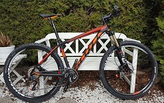 Scott Scale 760 Hardtail XT Fox Medium Custom