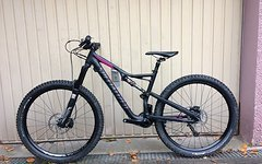 Specialized Rhyme Gr. M 650b 150mm
