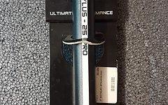3T Sattelstütze Stylus 25 Pro 31,6x350