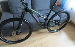Specialized Camber Comp Carbon M 29 2016