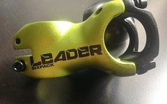 Sixpack Leader Vorbau AM/ Enduro 50mm electric green