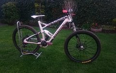 Cannondale Jekyll Carbon 2 27,5 2015