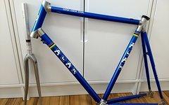 Alan Super Corsa Ergal (RH 60cm) * NEU*