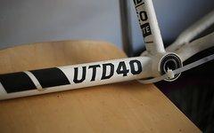 United UTD 40 signature frame    No WeThePeople Felt Odyssey