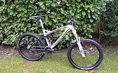 Ghost Cagua 2012 Größe L Custom Sram, Truvativ, Rock Shox, Fox