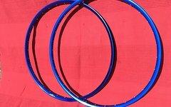 """B.o.r XMD 333 26"""" 32 Loch blau"""